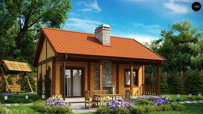 Строительство деревянных домов дач